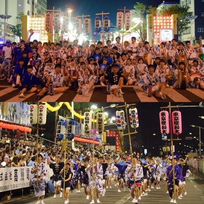 阿波踊りサークル・関東学生合同連