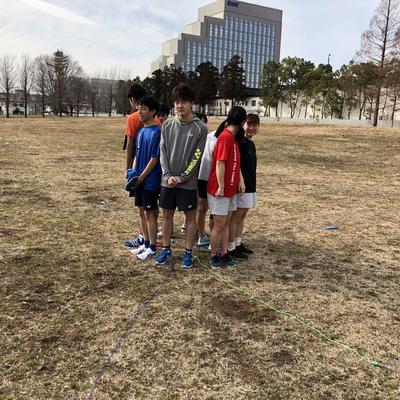 東京理科大学Ⅰ部体育局バドミントン部